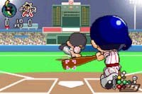 Un jeu de Baseball en SD sur Game Boy Advance